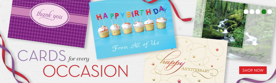 Holiday and All Occasion Cards